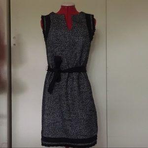 Ellen Tracy Tweed Dress